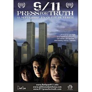 Jaquette du DVD 11-Septembre, en quête de vérité